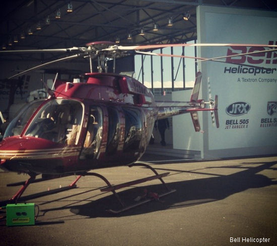 Bell Helicopter to Provide Updates on Commercial Programs and Continued Global Momentum at the Farnborough International Airshow