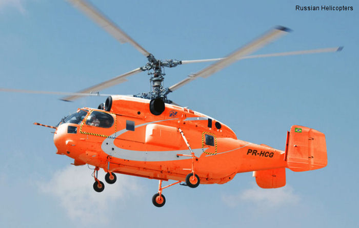 Russian helicopter fleet posts solid growth in Latin America