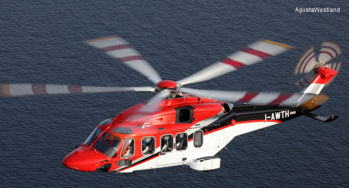 Heli Expo Premiere For AgustaWestland Family