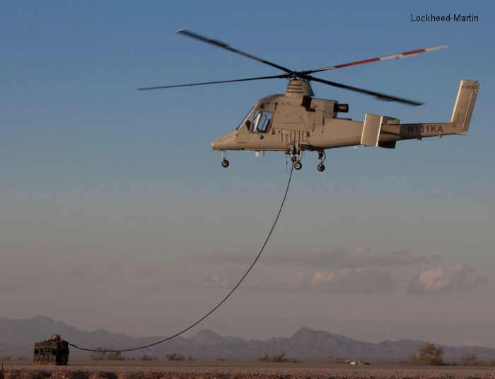 Lockheed Martin Receives Contract For SMSS-KMAX Cooperative Teaming Demo