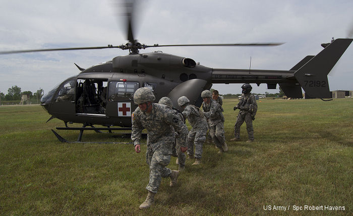 Civilian, military medical evacuation teams save lives together at Vigilant Guard exercise