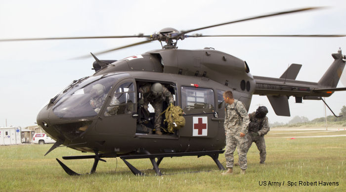 Kansas National Guard Vigilant Guard exercise