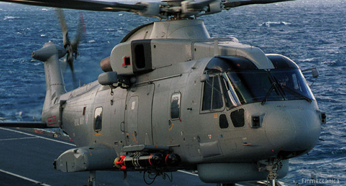 General Dynamics UK awarded contract to provide mission system equipment for UK AW101 Merlin Mk4/4a helicopter