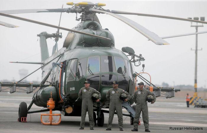Peru mi 171sh enters service 25 dec 14 president of peru ollanta