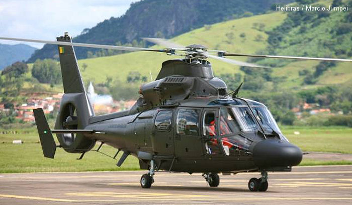 Helibras begins deliveries of upgraded AS365 Panther K2 helicopters to the Brazilian Army