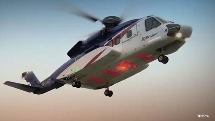 Waypoint Leasing Announces First Helicopter Leasing Transaction with Bristow