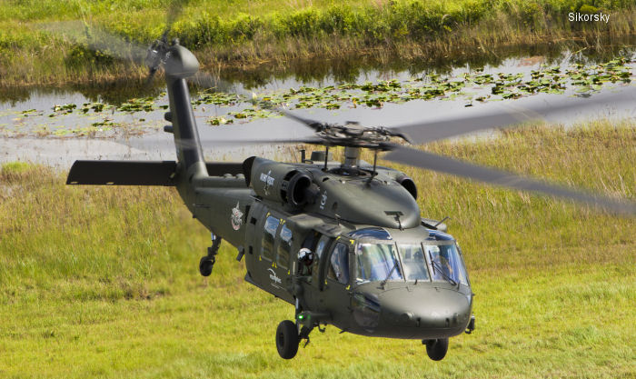 Sikorsky and Turkey Sign Black Hawk Helicopter Licensing and Manufacturing Agreements