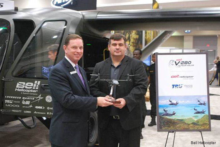 Bell Helicopter, TRU Simulation + Training Announce Cooperative Agreement