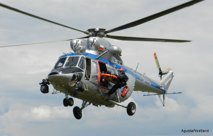 Ministry of Internal Affairs of Uganda Orders a GrandNew and  a W-3A Sokol Helicopter for Law Enforcement