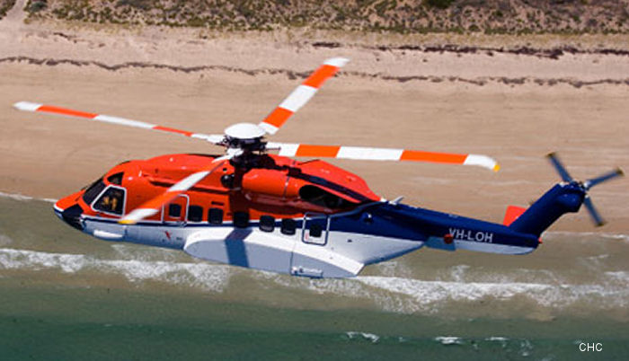 Waypoint Leasing reached an agreement with First Reserve to acquire  18 AW139s, 11 S-92s and 2 S-76C++ helicopters operated by CHC Group in global oil and gas, and search and rescue operations