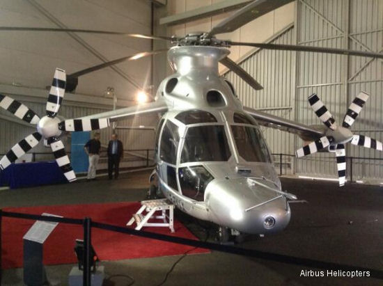 Airbus Helicopters X3 high-speed demonstrator makes its new home at France national Air and Space museum