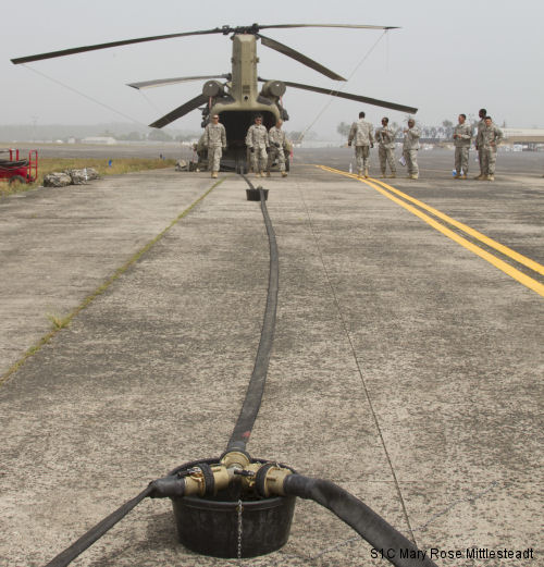 Soldiers train for remote fueling mission