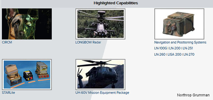 Northrop Grumman to Showcase Tomorrow Solutions for Today Army Aviation Force at Annual Mission Solutions Summit