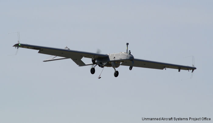 AAI Corporation RQ-7B Shadow Unmanned Aerial Vehicle (UAV)