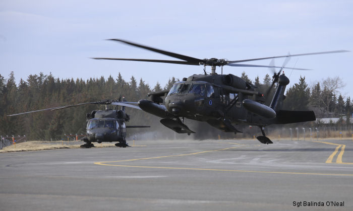 Alaska Army National Guard supports Operation Rock and a Hard Place