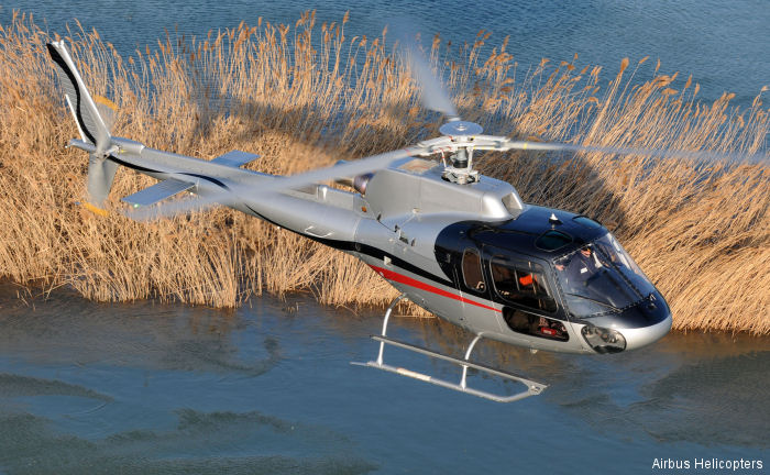 Air Medical Resource Group places orders for three H125s and two EC145s from Airbus Helicopters Inc.