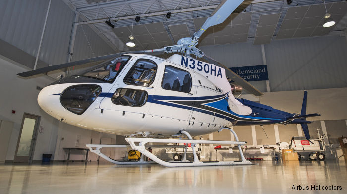 Hillsboro Aviation introduces Airbus Helicopters to its fleet with purchase of AS350 B3e for nationwide utility missions
