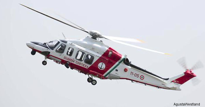More AW139 for the Italian Coast Guard