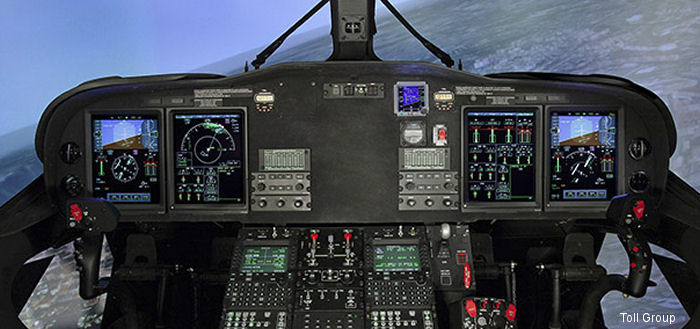 Helicopter simulator to set the bar for safety in the skies
