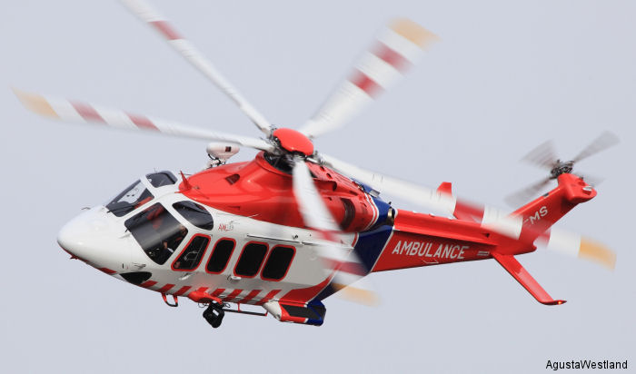 Ambulance Victoria Takes Delivery of its First AW139 Helicopter