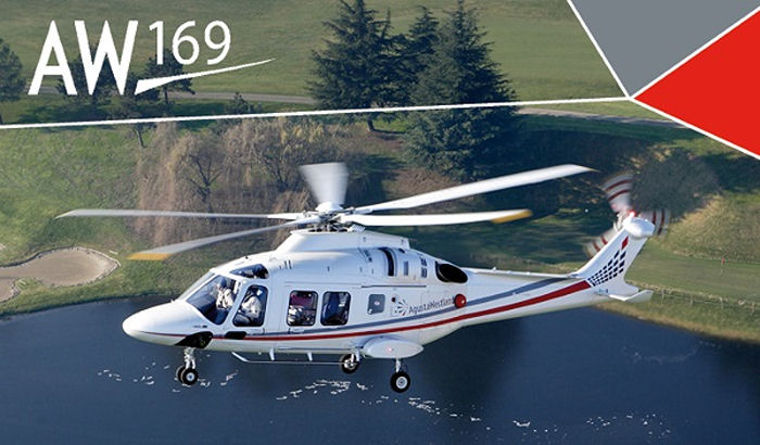 Scandinavian AirAmbulance to operate a new AW169 for the Region Jämtland Härjedalen between 2017 and 2021