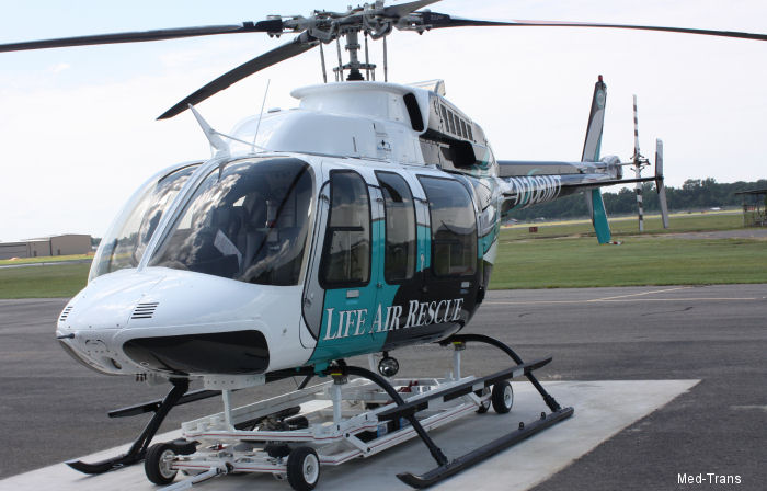 Med-Trans begins air medical service in McAlester, Oklahoma
