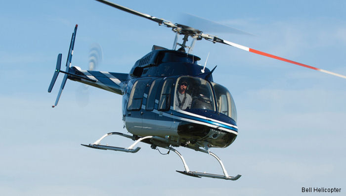 First Bell 407GXP Purchased in Europe