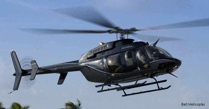 The new Bell 407GXP incorporates the reliability and advanced technology of the Bell 407GX platform, and introduces performance improvement, payload increase and pilot workload reduction.