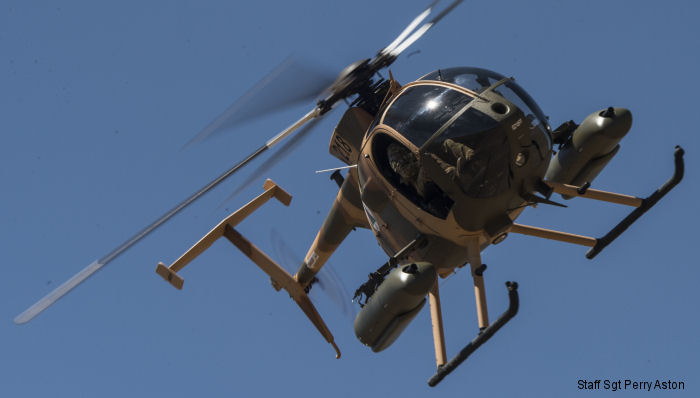 MD Helicopters Invited to Present at 2015 Combat Helicopter Conference