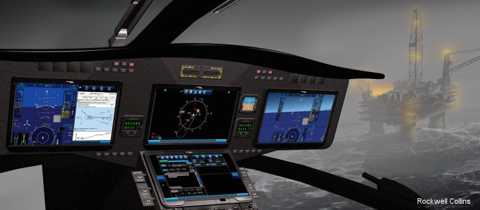 Rockwell Collins debuts Pro Line Fusion for commercial rotary wing platforms at China Helicopter Exposition