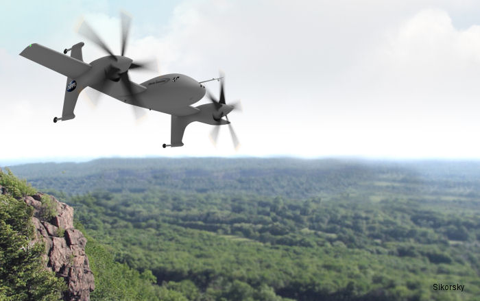 Sikorsky Awarded $8M for DARPA Phase 1 ALIAS