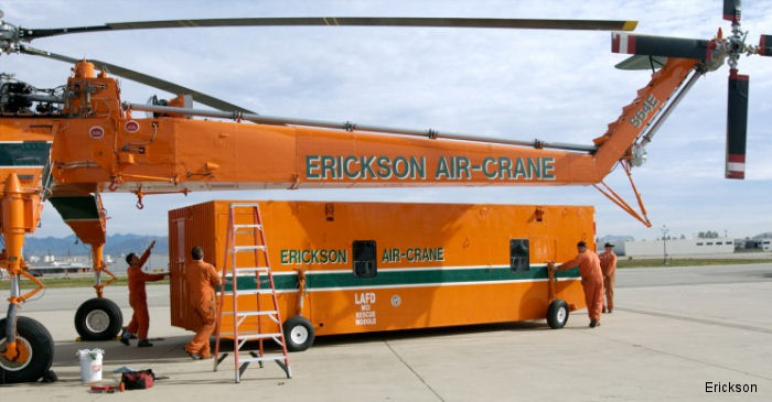 Erickson Secures $60M in Contract Wins and Extensions