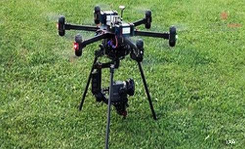 The Department of Transportation Federal Aviation Administration proposed a framework of regulations that would allow routine use of certain small unmanned aircraft systems (UAS)