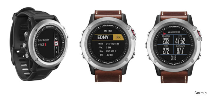 Garmin introduce D2 Bravo, a next-generation aviator watch that combines practical functionality and sophisticated design to bring pilots and aviation enthusiasts a premium GPS watch.