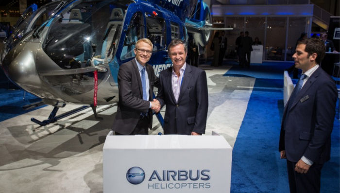 Servicios aereos de los andes signed for 3 h125 helicopter database