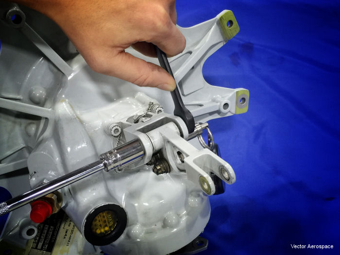 Vector Aerospace Certified for Airbus Helicopters H130/EC130 Tail Rotor Gearbox Repair and Overhaul