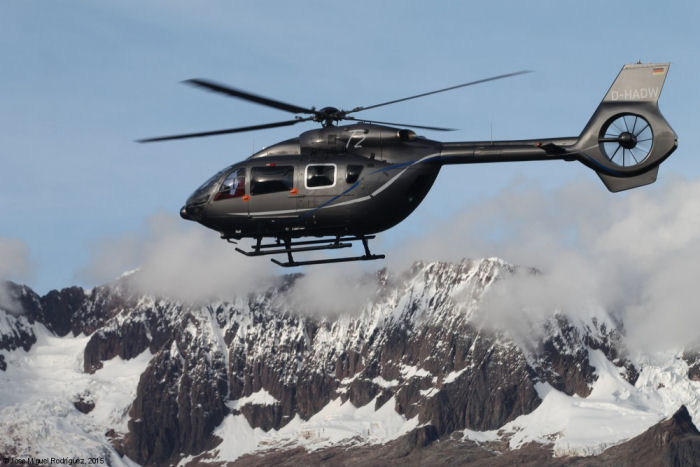H145 Completes Bolivian and Peruvian Demo Tour