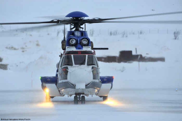 The Airbus Helicopters H225 received certification by Russian Authorities as it is the first time in history that a foreign heavy class helicopter has been certified in Russia.