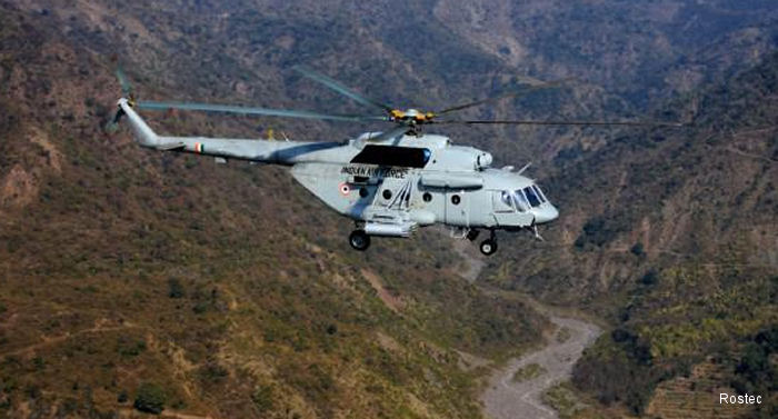 Aviation Equipment received registration from the Indian Air Forces