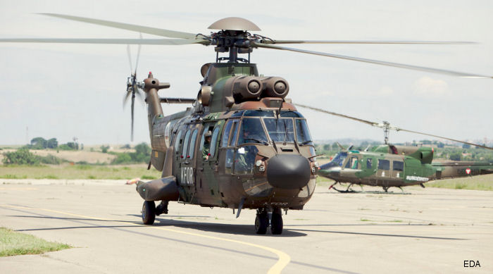 More than 30 helicopters and 1000 military personnel have gathered 80 kilometers north of Rome for Italian Blade 2015, this year's largest military rotary-wing exercise in Europe.