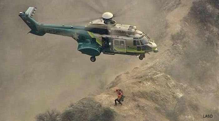 Los Angeles County Sheriff Department (LASD) Volunteer Search and Rescue (SAR) Teams responded to 597 missions in 2014 representing almost a 20% increase with 2013