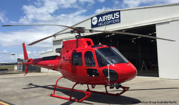 Victoria Microflite Helicopter Services welcomes its 14th Airbus Helicopters rotorcraft