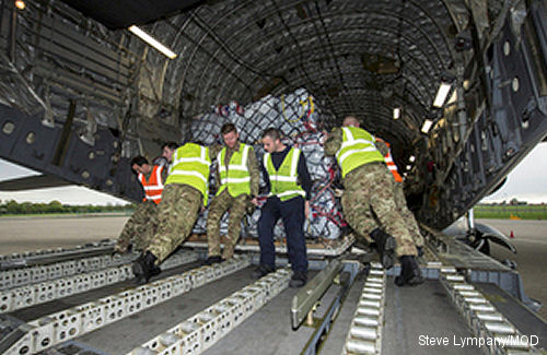 Summary of the UK humanitarian response to the Nepal earthquake