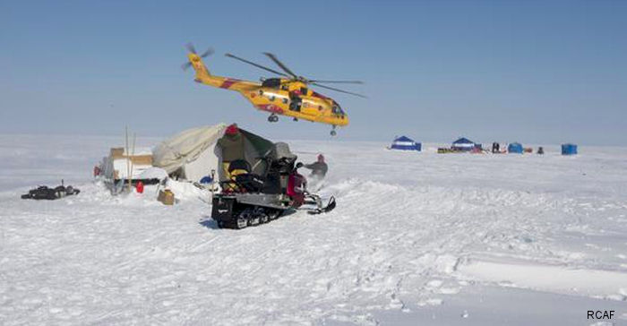 Operation Nunalivut concludes in High Arctic