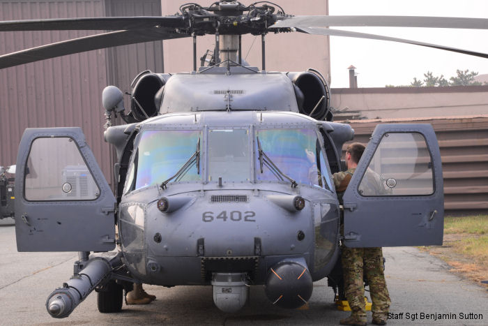 Pacific Thunder tests combat search, rescue capabilities