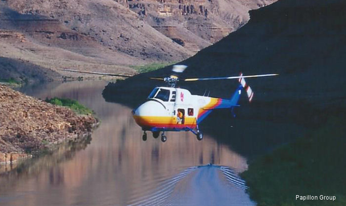 This year marks the 50th anniversary for The Papillon Group (pronounced pah-pe-YOHN), the world's largest and longest running helicopter tour company.