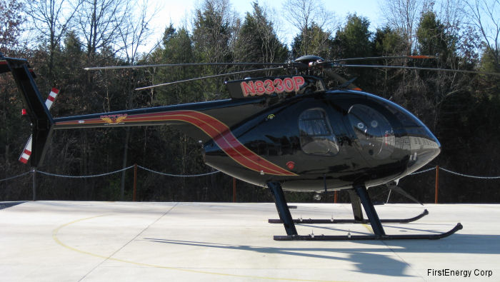Potomac Edison Uses Helicopters to Inspect Transmission Lines in Maryland
