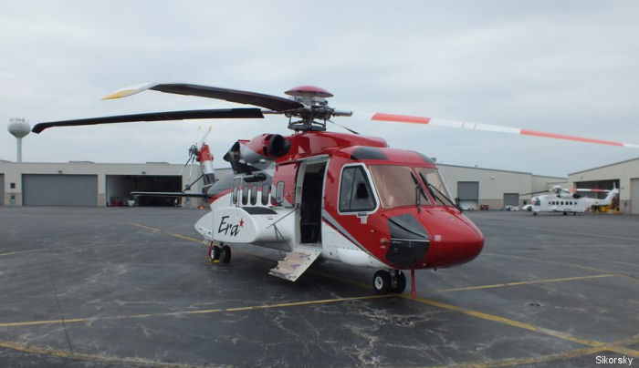 Era Group Begins S-92 Flight Operations