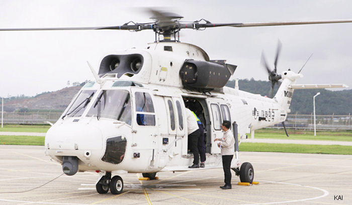 LORD Corporation Active Vibration Control System Selected by Korea Aerospace Industries for the KUH MEDEVAC Helicopter