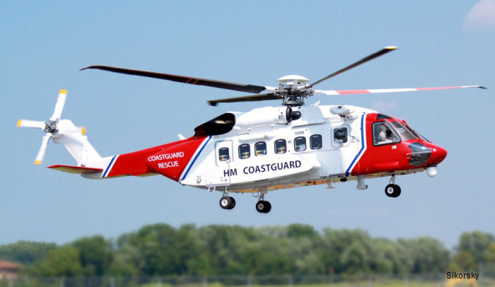 Sikorsky today recognized Bristow Helicopters Ltd.'s upcoming launch of the U.K. search and rescue (SAR) contract and the company's dedication to SAR over the past 40 years.